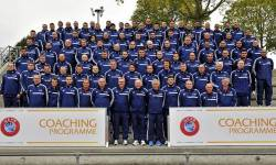 ΣΧΟΛΗ ΠΡΟΠΟΝΗΤΩΝ UEFA C ΚΑΙ UEFA D - ΣΧΟΛΗ ΕΠΑΝΕΞΕΤΑΣΗΣ